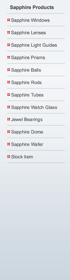 sapphire ball in stock